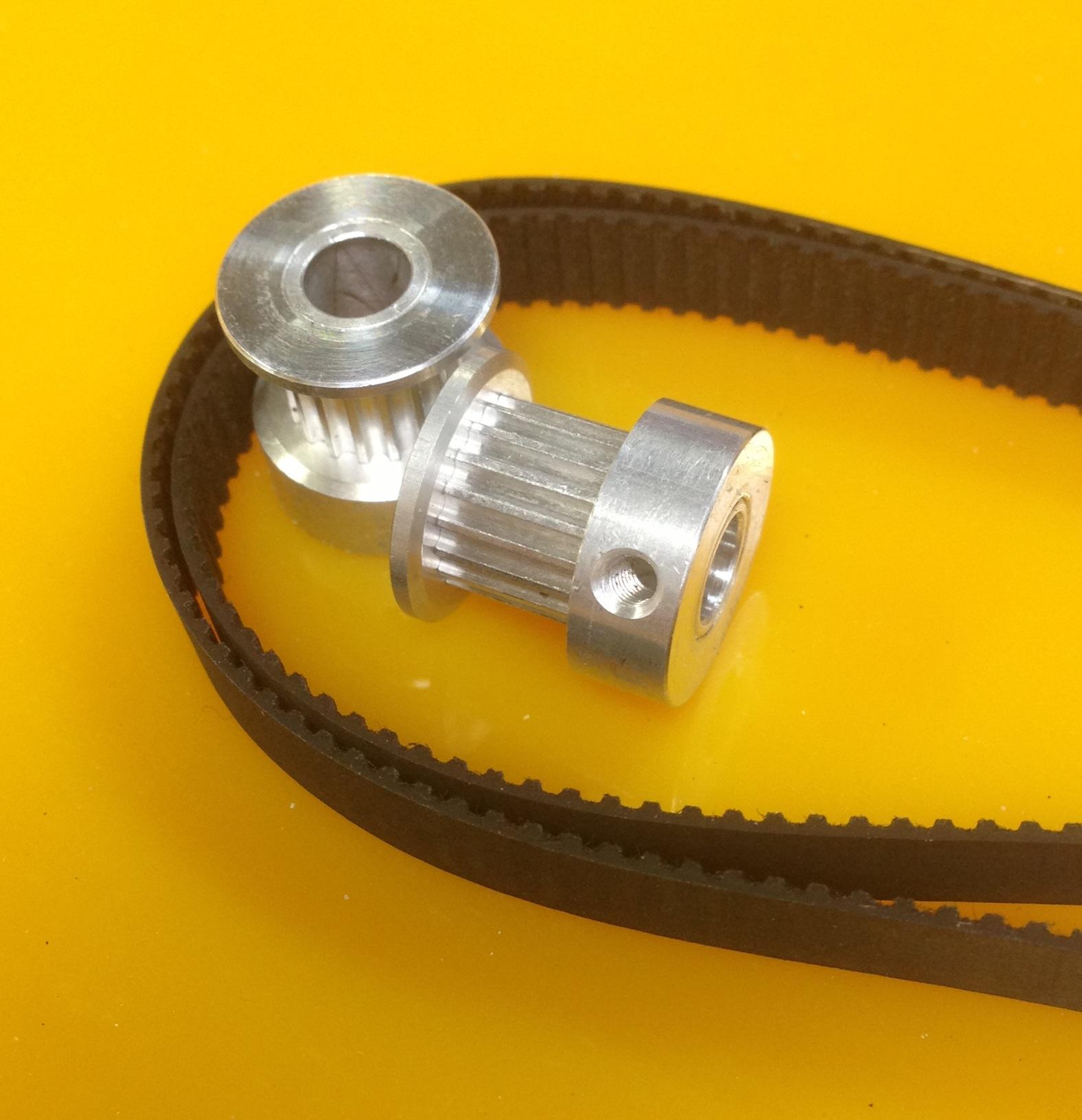 Gt2 2mm Timing Belt 1164mm X 6mm 582 Teeth Gt2x1164 Power Transmission Gt Belts Pulleys Wide