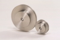 15 tooth 1.0 Mod Stainless Steel Spur Gear (STSN10/15B)