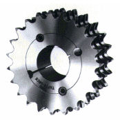041-20 08B-1 20 Tooth Simplex Taper Bore Sprocket