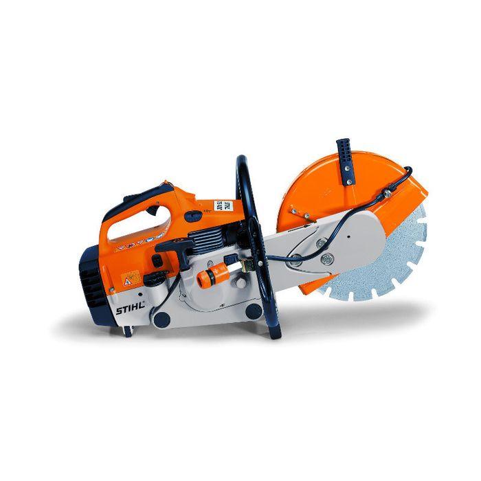 Stihl ts 400 cut off saw miter circular saw owners manual.