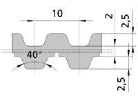 Ремень зубчатый полиуретановый 1780 т10 купить в минске ономастика на китайском языке